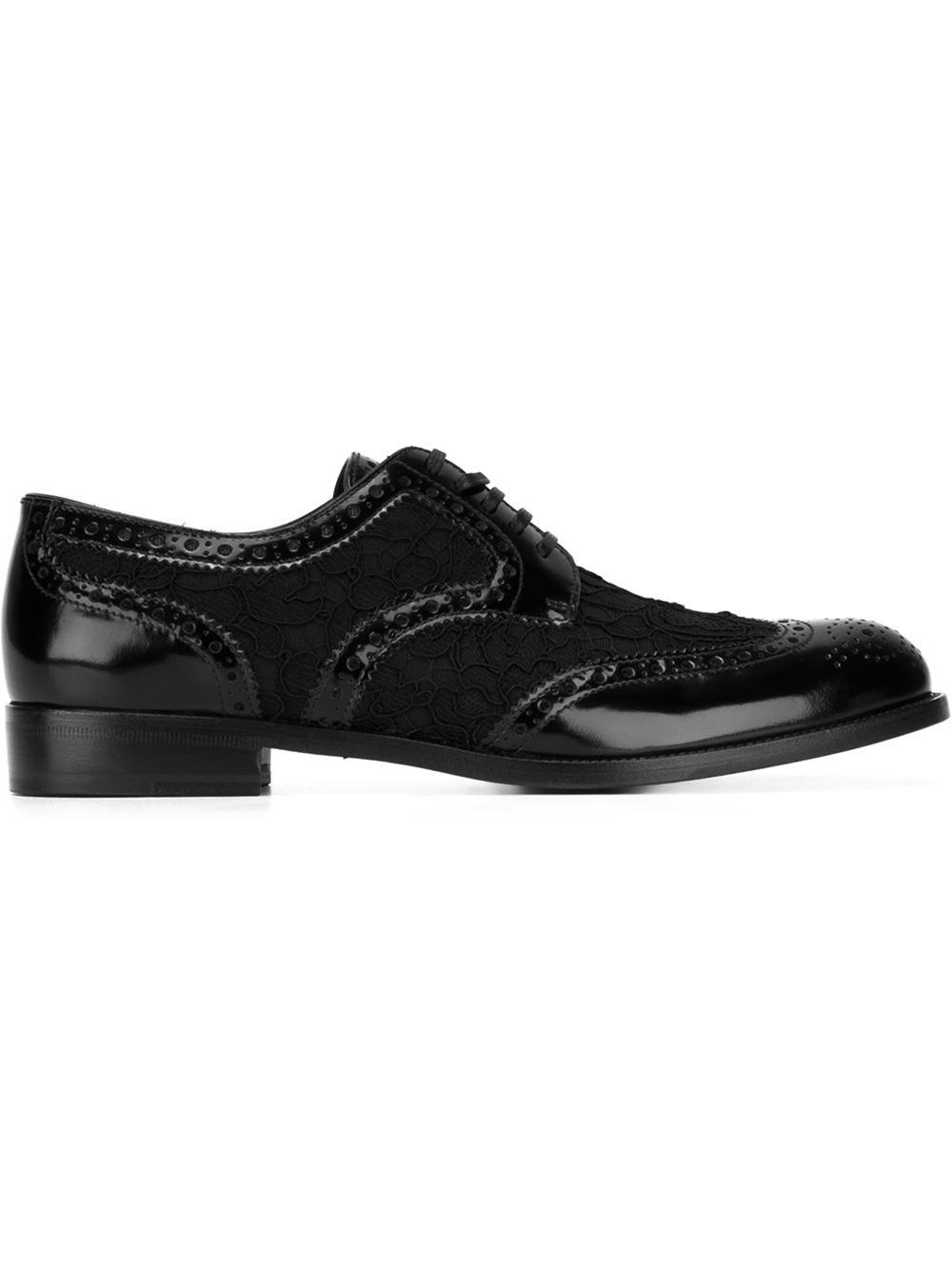 Dolce & Gabbana - chaussures (475€)