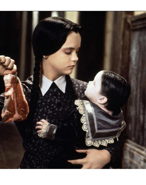 Mercredi de la Famille Addams