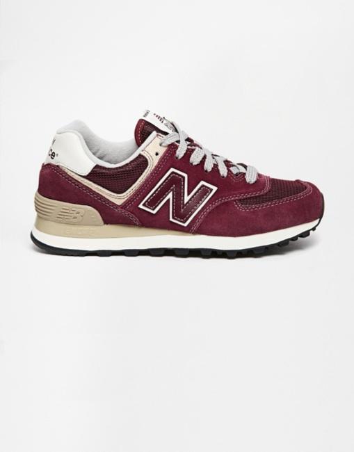 New Balance - Baskets \'574\' (93 €)