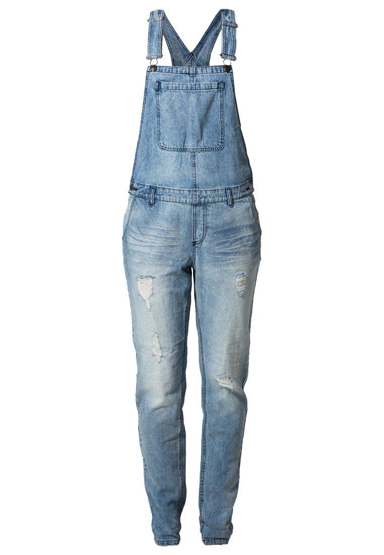 Noisy May - Salopette en jean (70 €)