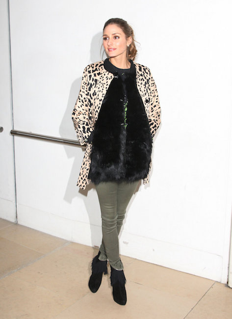 olivia palermo leopard coat