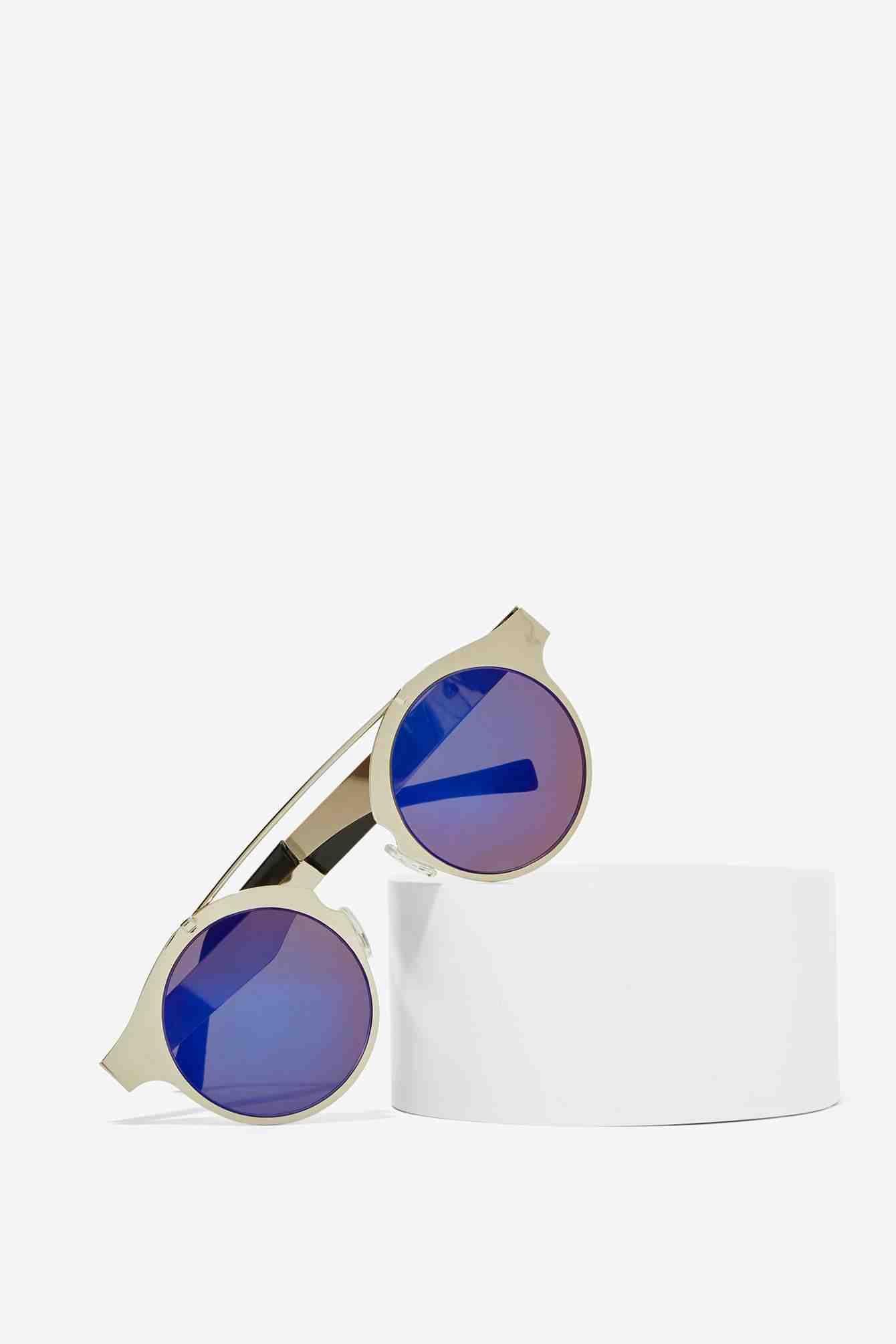 Nasty Gal - lunettes de soleil (36€)