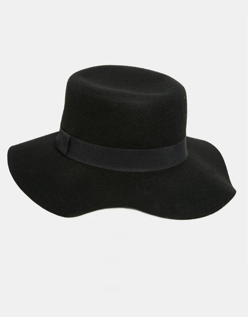 Asos - Chapeau en feutre (29 €)
