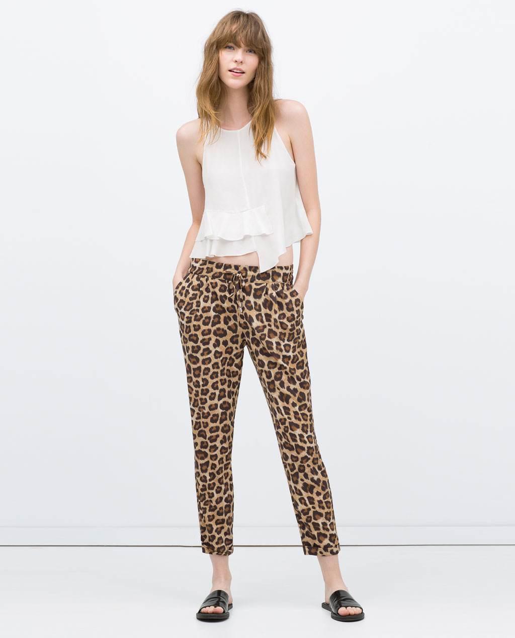 zara - pantalon (30€)