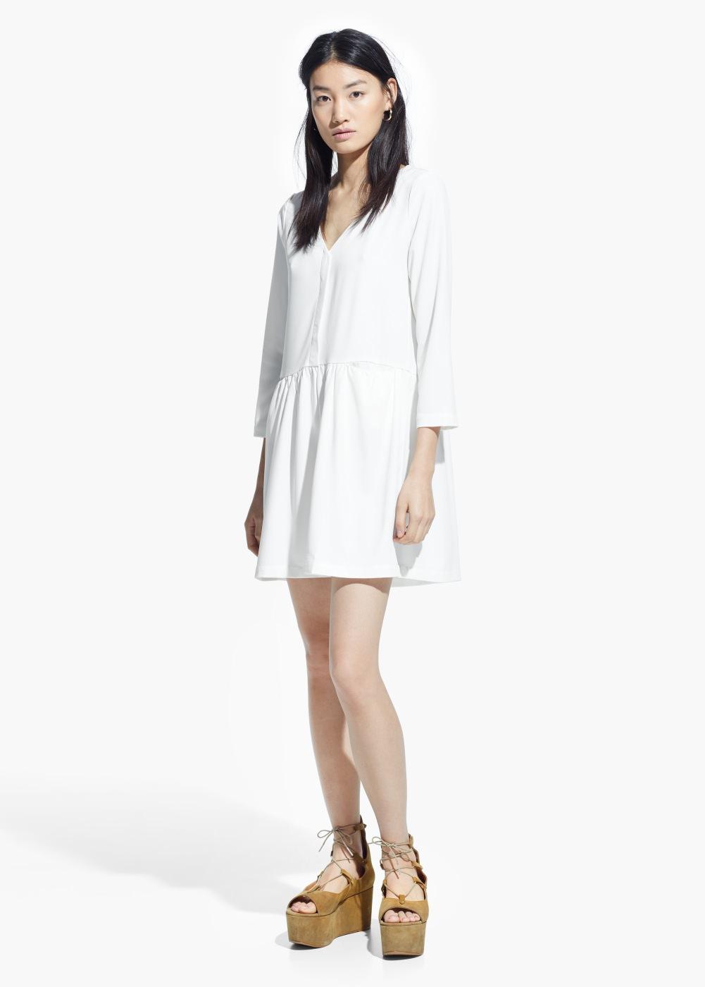 Mango - robe (40€)