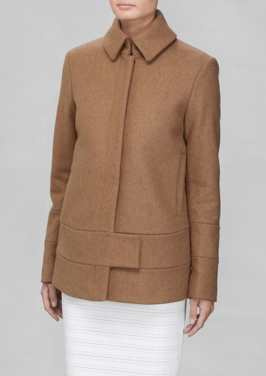 & Other Stories - Manteau (145 €)