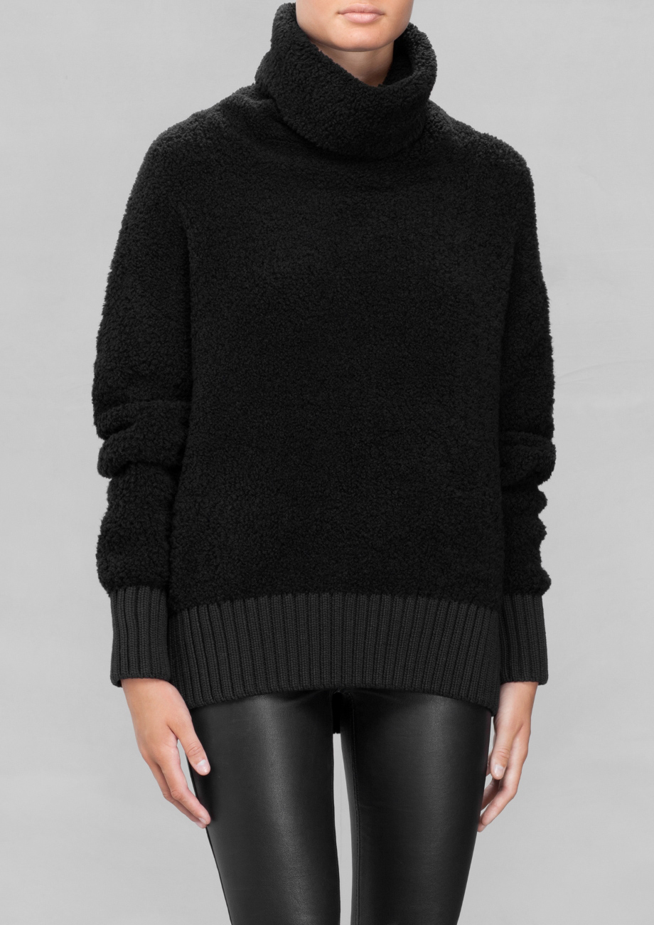 & Other Stories - Pull oversize (75 €)