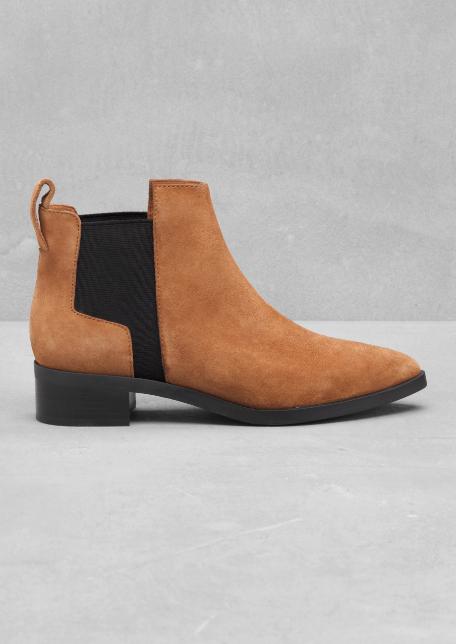 & Other Stories - Boots (95 €)