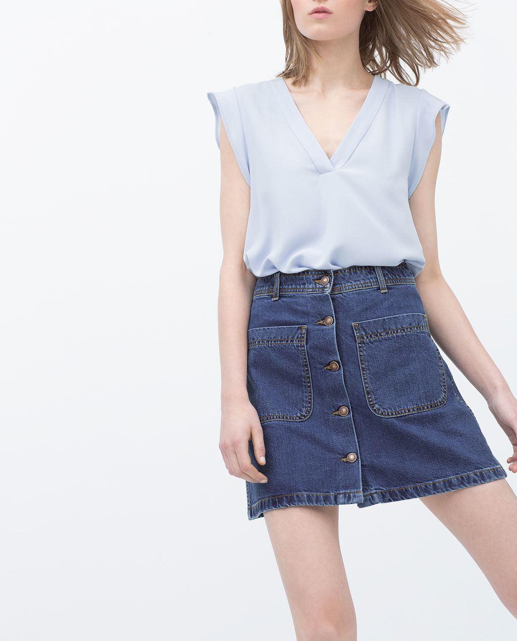 Zara - jupe ( 40€ )