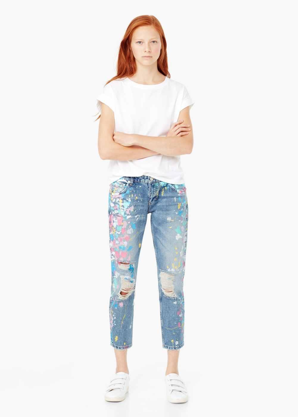 Mango - jeans (50€)