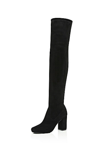 River Island - cuissardes (85€)