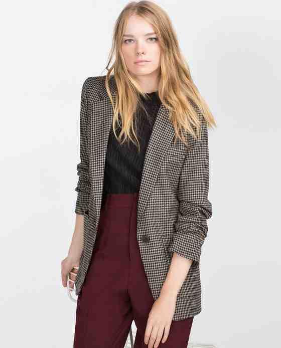 Zara - veste (80€)