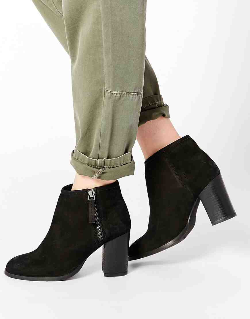 Asos - bottines (63€)