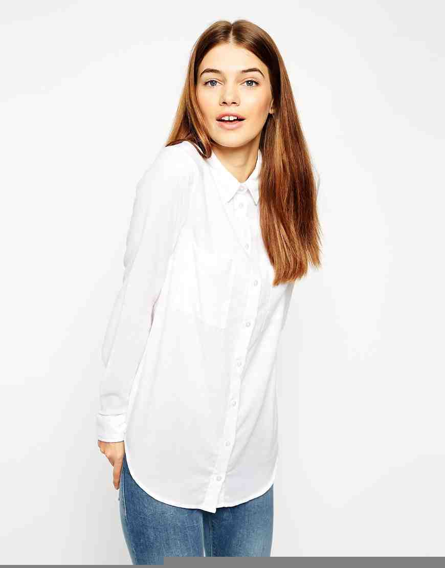 Asos - chemise (39€)