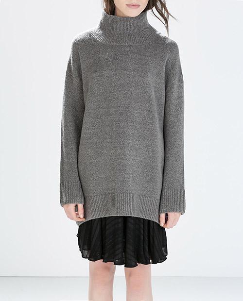 Zara - Pull oversize (39,95 €)