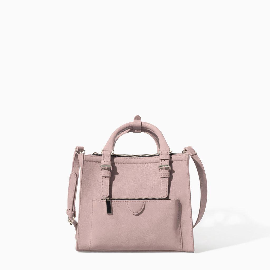 Zara - Mini city bag (59,95 €)
